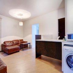 Апартаменты Stn Apartments Near Hermitage Стандартный номер с различными типами кроватей фото 6