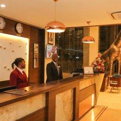 Отель Golden Tulip Westlands Nairobi Кения, Найроби - отзывы, цены и фото номеров - забронировать отель Golden Tulip Westlands Nairobi онлайн интерьер отеля