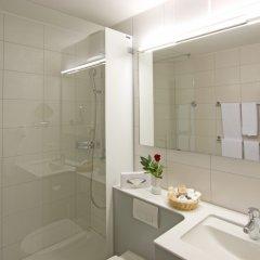 Отель Central Swiss Quality Sporthotel Швейцария, Давос - отзывы, цены и фото номеров - забронировать отель Central Swiss Quality Sporthotel онлайн ванная