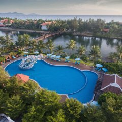 Отель KOI Resort and Spa Hoi An бассейн фото 2