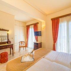 Отель Arcadion Hotel Греция, Корфу - 2 отзыва об отеле, цены и фото номеров - забронировать отель Arcadion Hotel онлайн комната для гостей фото 3