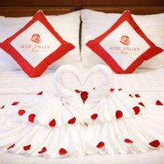 Rose Valley Hotel Далат в номере