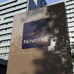 Отель Novotel Amsterdam City Амстердам городской автобус