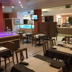 Best Western Hotel Imperiale Нова-Сири гостиничный бар