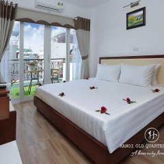 Отель Hanoi Old Quarter Hostel Вьетнам, Ханой - отзывы, цены и фото номеров - забронировать отель Hanoi Old Quarter Hostel онлайн комната для гостей фото 2
