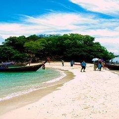 Отель Krabi Tipa Resort пляж
