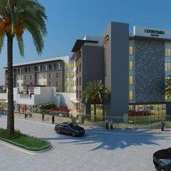 Отель Courtyard by Marriott Kingston, Jamaica Ямайка, Кингстон - отзывы, цены и фото номеров - забронировать отель Courtyard by Marriott Kingston, Jamaica онлайн парковка