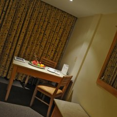 Hotel Palacio Azteca комната для гостей