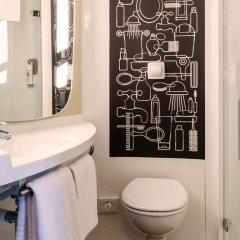 Отель Ibis Amsterdam City West Нидерланды, Амстердам - 1 отзыв об отеле, цены и фото номеров - забронировать отель Ibis Amsterdam City West онлайн ванная фото 2