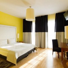 Отель Don Prestige Residence Польша, Познань - 1 отзыв об отеле, цены и фото номеров - забронировать отель Don Prestige Residence онлайн комната для гостей фото 5