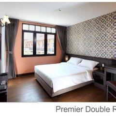 Отель Rambuttri Village Inn & Plaza 3* Стандартный номер с различными типами кроватей фото 23