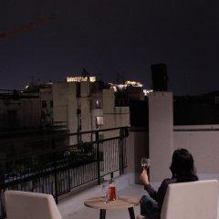 Отель Soho Hotel Греция, Афины - 2 отзыва об отеле, цены и фото номеров - забронировать отель Soho Hotel онлайн балкон