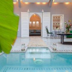 Отель Riad Luxe 36 Марракеш бассейн