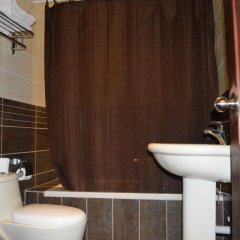 Отель Salome Hotel Иордания, Мадаба - отзывы, цены и фото номеров - забронировать отель Salome Hotel онлайн ванная