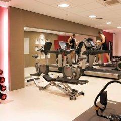 Отель Novotel Liverpool Centre фитнесс-зал фото 2