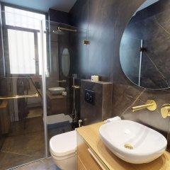 M - Boutique apartment in Jerusalem Израиль, Иерусалим - отзывы, цены и фото номеров - забронировать отель M - Boutique apartment in Jerusalem онлайн ванная фото 2