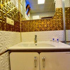 Ada Bungalow Hotel Турция, Узунгёль - отзывы, цены и фото номеров - забронировать отель Ada Bungalow Hotel онлайн ванная фото 2