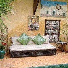 Отель Riad Du Petit Prince спа