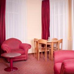 Гостиница Европа в Самаре отзывы, цены и фото номеров - забронировать гостиницу Европа онлайн Самара комната для гостей фото 4