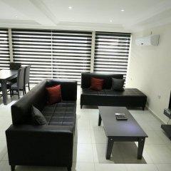 Апартаменты Orka Royal Hills Apartment Олудениз интерьер отеля
