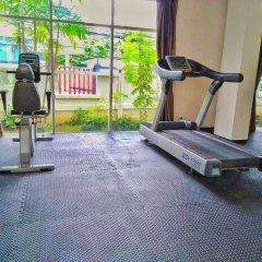 Отель Glory Place Hua Hin фитнесс-зал