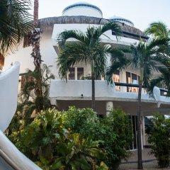 Отель Club Cascadas de Baja балкон