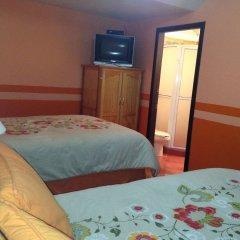 Отель Casa Margaritas Мексика, Креэль - 1 отзыв об отеле, цены и фото номеров - забронировать отель Casa Margaritas онлайн комната для гостей фото 2