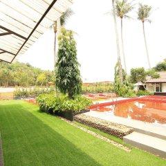 Отель Aonang Paradise Resort бассейн фото 2