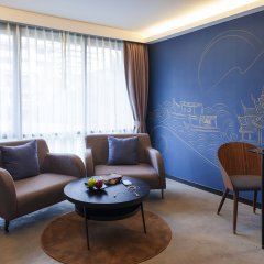 U Sukhumvit Hotel Bangkok Бангкок комната для гостей фото 7