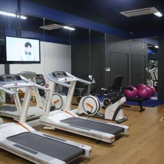 Grammos Hotel фитнесс-зал