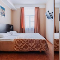Гостиница Невский Бриз комната для гостей фото 3