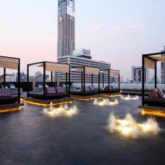 Отель Centara Watergate Pavillion Hotel Bangkok Таиланд, Бангкок - 4 отзыва об отеле, цены и фото номеров - забронировать отель Centara Watergate Pavillion Hotel Bangkok онлайн бассейн фото 2