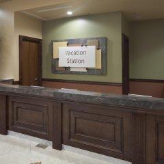 Отель Holiday Inn Club Vacations: Las Vegas at Desert Club Resort интерьер отеля
