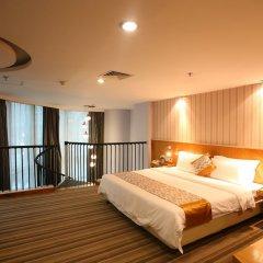 Shanshui Trends Hotel East Railway Station Guangzhou комната для гостей фото 5