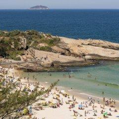 Arena Ipanema Hotel пляж