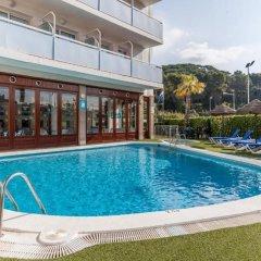Отель Blue Sea Montevista Hawai Испания, Льорет-де-Мар - 3 отзыва об отеле, цены и фото номеров - забронировать отель Blue Sea Montevista Hawai онлайн бассейн фото 3