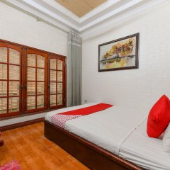Отель OYO 217 Bich Ngoc Motel Ханой комната для гостей фото 3