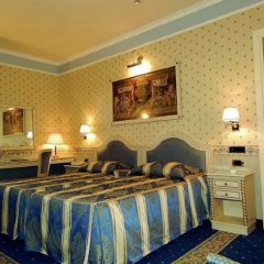 Отель Terme Bristol Buja Италия, Абано-Терме - 2 отзыва об отеле, цены и фото номеров - забронировать отель Terme Bristol Buja онлайн комната для гостей фото 5
