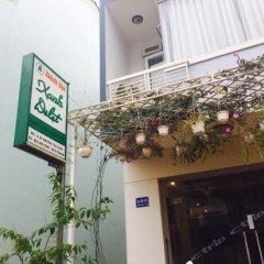 Отель Green Dalat Далат в номере