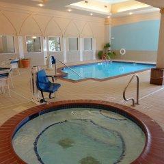 Отель Holiday Inn Effingham бассейн фото 2
