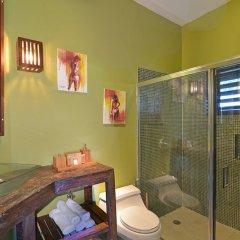 Отель Nianna Luxurious Villa ванная