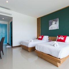 Отель ZEN Rooms Takua Thung Road Таиланд, Пхукет - отзывы, цены и фото номеров - забронировать отель ZEN Rooms Takua Thung Road онлайн комната для гостей фото 4
