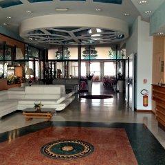 Hotel Carlton Beach интерьер отеля
