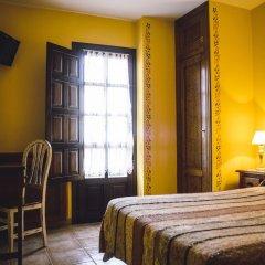 Отель Posada Marina сейф в номере