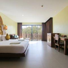 Отель Maikhao Palm Beach Resort комната для гостей фото 3