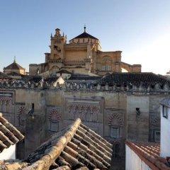 Отель Eurostars Conquistador Испания, Кордова - 1 отзыв об отеле, цены и фото номеров - забронировать отель Eurostars Conquistador онлайн приотельная территория фото 2