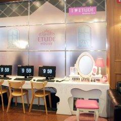 Отель Skypark Myeongdong 3 Сеул питание фото 2