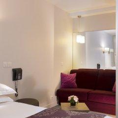 Отель Hôtel Lion d'Or Louvre Франция, Париж - 2 отзыва об отеле, цены и фото номеров - забронировать отель Hôtel Lion d'Or Louvre онлайн комната для гостей фото 7
