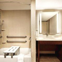 Отель Homewood Suites by Hilton Washington DC Capitol-Navy Yard США, Вашингтон - отзывы, цены и фото номеров - забронировать отель Homewood Suites by Hilton Washington DC Capitol-Navy Yard онлайн ванная фото 2