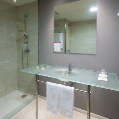 Отель Sercotel AG Express Испания, Эльче - отзывы, цены и фото номеров - забронировать отель Sercotel AG Express онлайн ванная